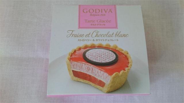ストロベリー&ホワイトチョコレートの箱