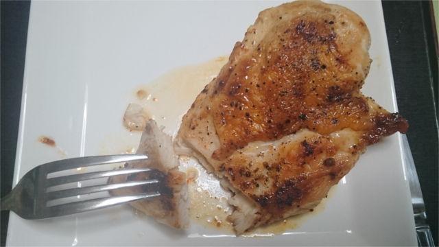 鶏胸の黒瀬スパイス焼き2