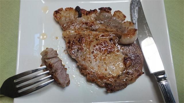 豚肉の黒瀬スパイス焼き2