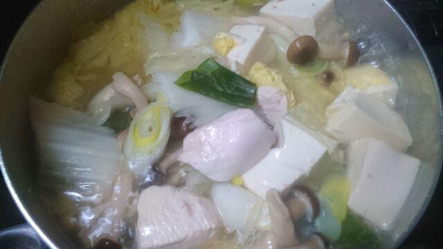梅昆布茶鍋の完成