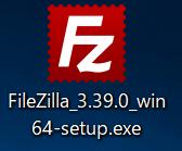 FileZilla本体