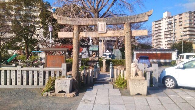 お亀明神社1