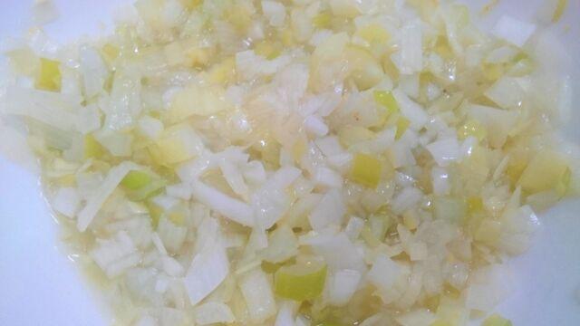 ネギ塩レモンの完成
