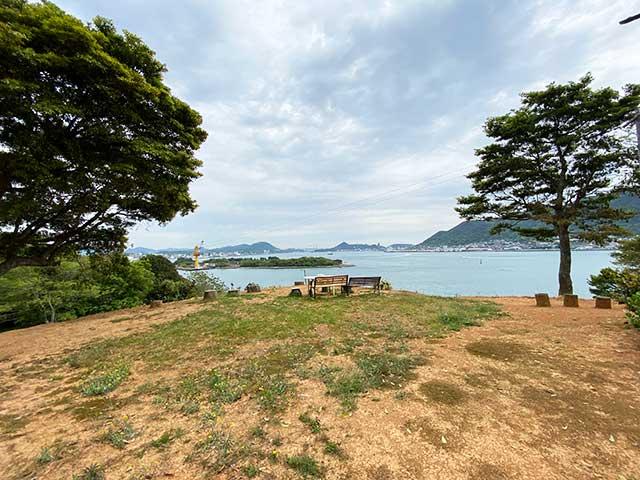 巌流島の展望地
