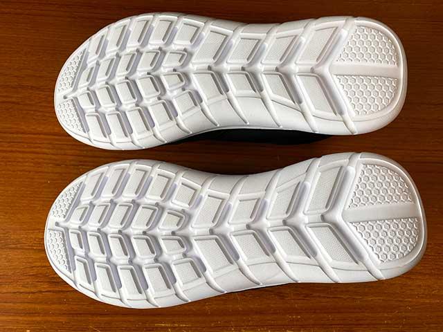 靴底の構造