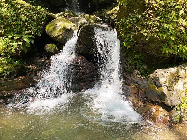特仙の滝下段