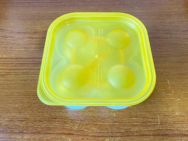 ダイソーの味付け卵メーカー
